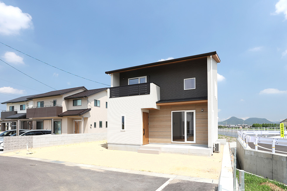 トヨシマのゼロ・エネルギー住宅(人と環境にやさしいFPの家)